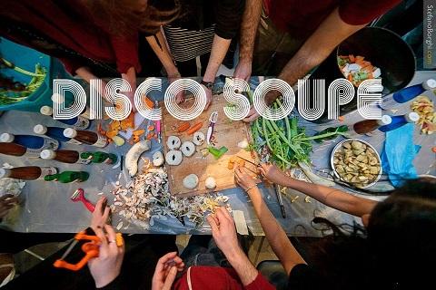 Photo de Disco Soupe Marseille - Bonnes Nouvelles Marseille